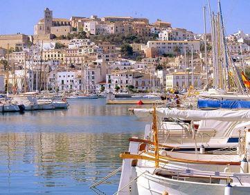 Ferries a las Islas Baleares