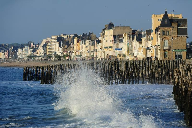 St Malo Ville Fortifiee